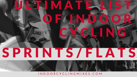 Indoor Cycling sprints