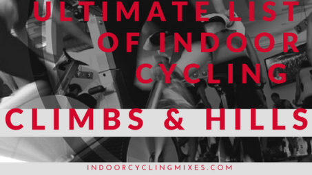 Indoor Cycling Climbs