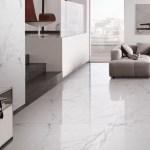Digital Carrara Marble Floor Tile 24x48 Wear Resistant For Living Room