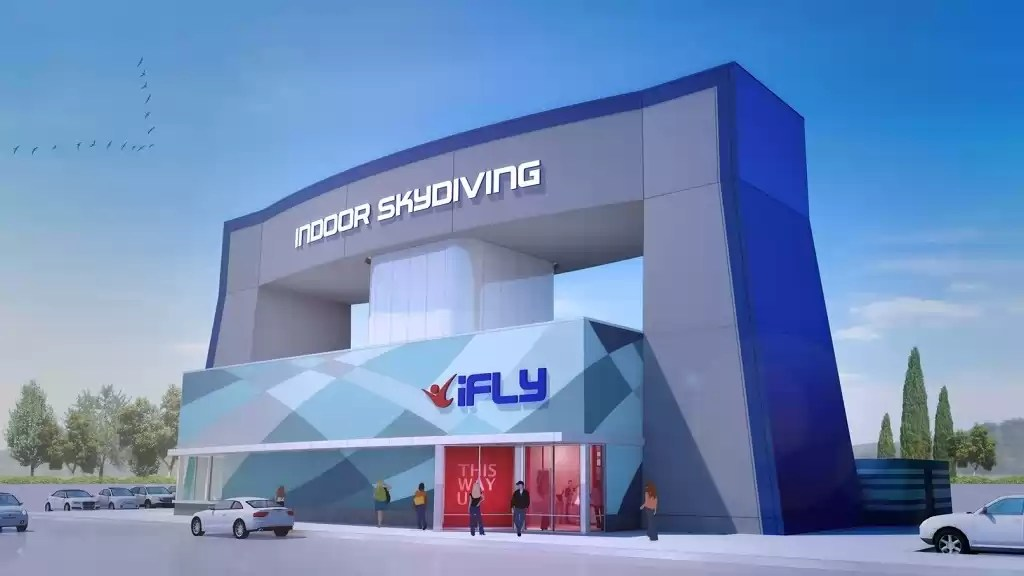 Ifly Baltimore Indoor Skydiving World