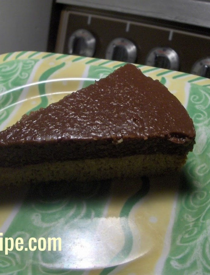 Elizabeth's Chocolate Pie