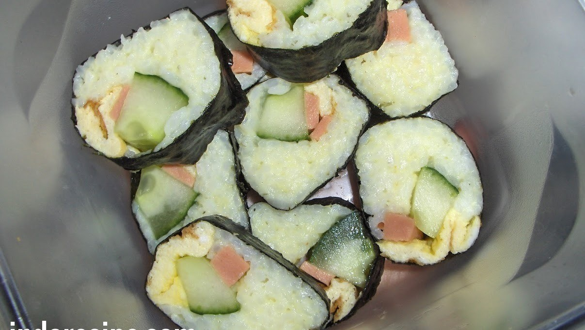 Fat Maki Sushi Roll