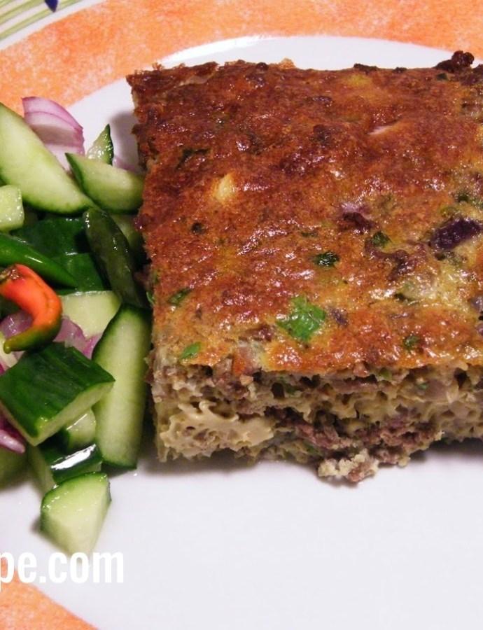 Baked Beef Curry (Martabak Panggang)