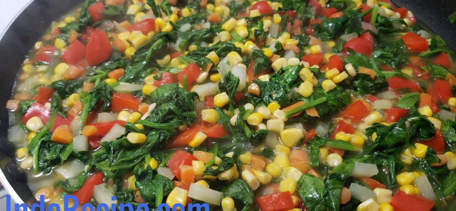 Veggie Stir Fry (Oseng-Oseng)