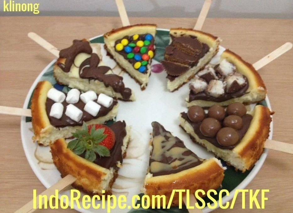 Fun Cheesecake Pops