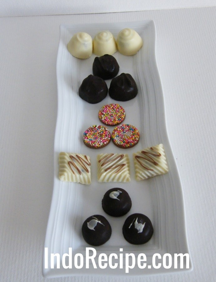 Chocolate Tray