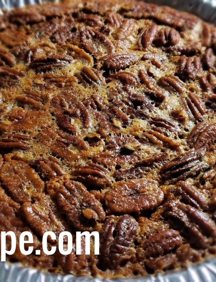 Easy Peasy Pecan Pie