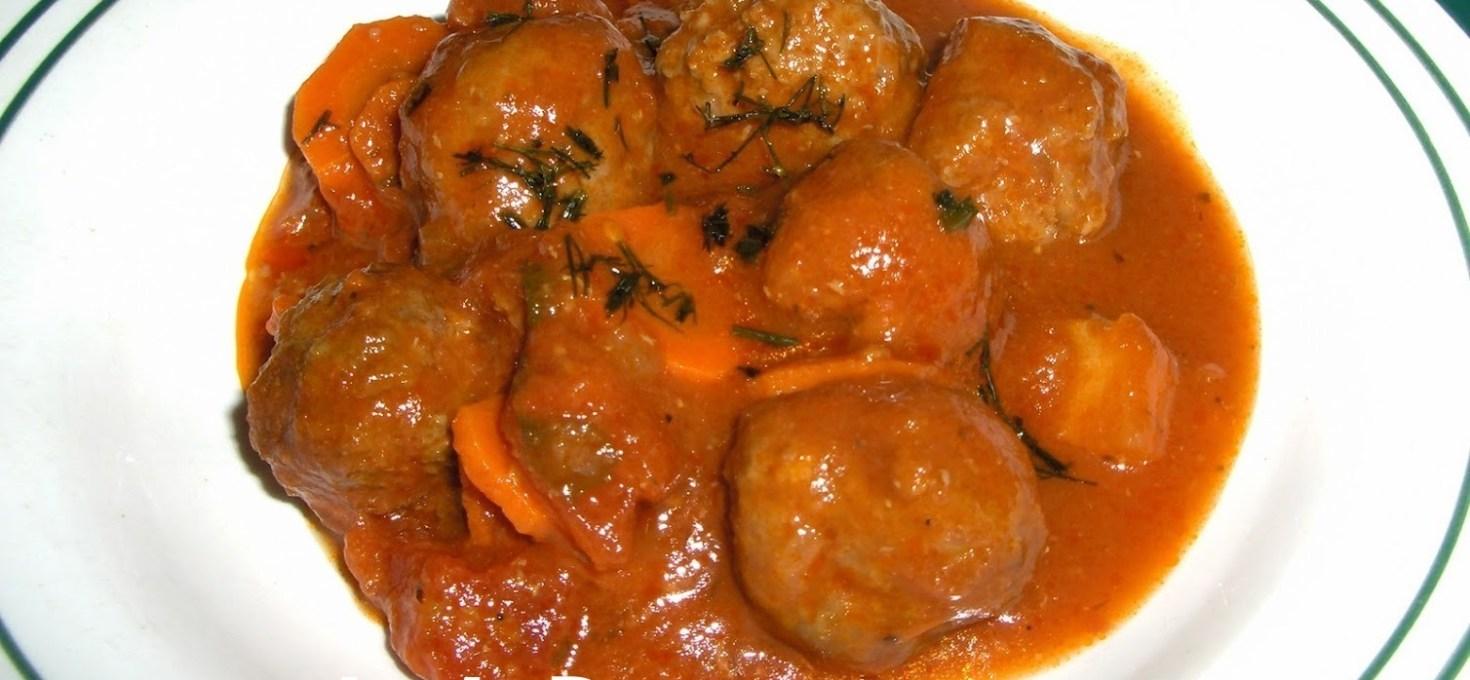 Italian Meatballs – My Style