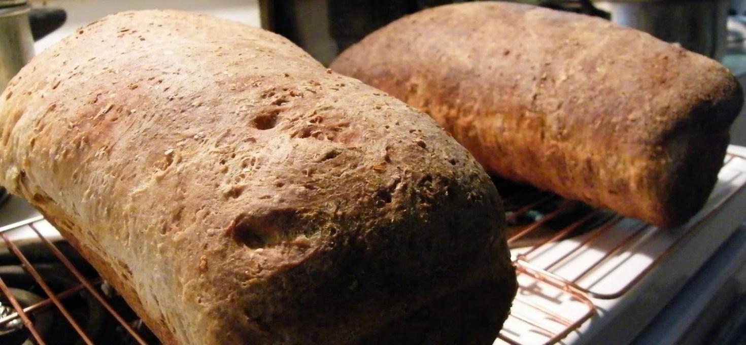 Dark Beer Bread