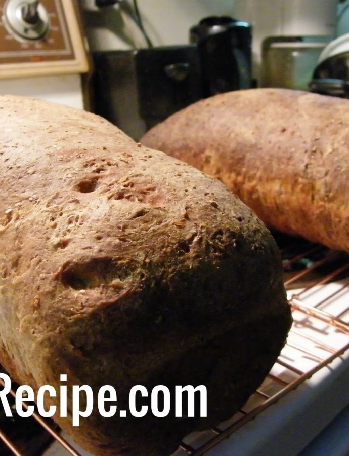 Dark Beer Bread