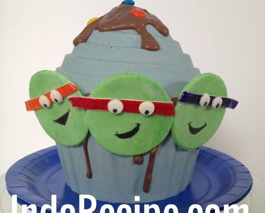 Silas' Teenage Mutant Ninja Turtles Chocolate Pinata