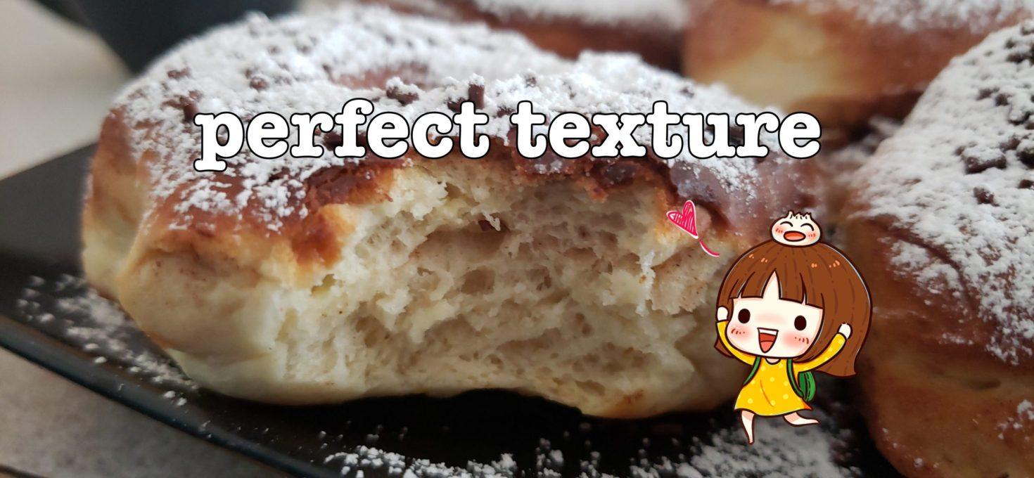 Air Fryer Cinnamon Pecans Doughnuts