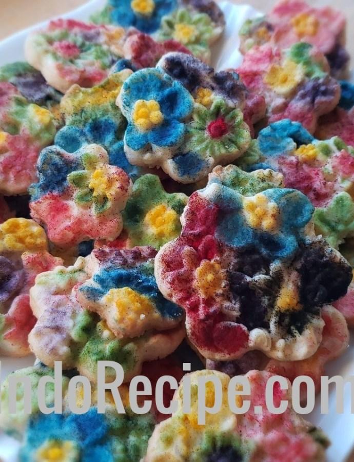 Buttery Vanilla Cookies