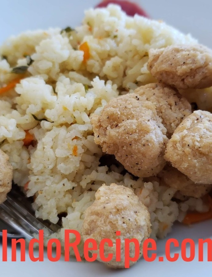 Easy Cooking: Healthier Rice (Rice and Veggies)