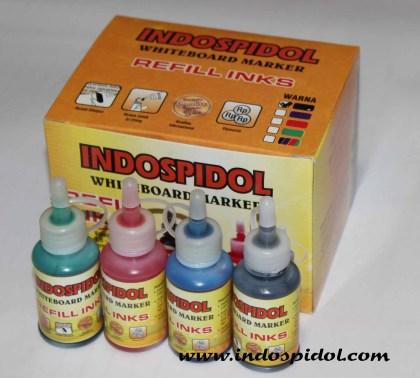 Tinta isi ulang spidol Indospidol 30 ml