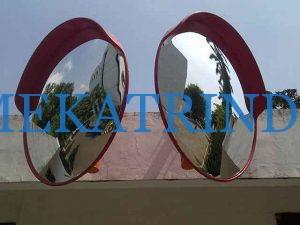 convex mirror - cermin cembung - kaca lalulintas - PT. Firza Meka Trindo - indotraffic.net