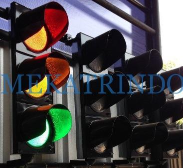 Lampu Traffic Light - Mekatrindo - www.indotraffic.net