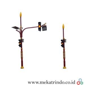 Lampu Traffic Light - Lalu Lintas - Ornamen - Mekatrindo