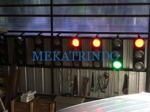 Lampu Traffic Light - PT. Firza Meka Trindo - indotraffic.net