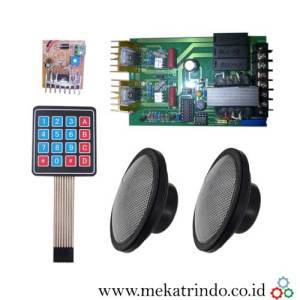 Spare Part Lampu Lalu Lintas - Traffic Light - Mekatrindo