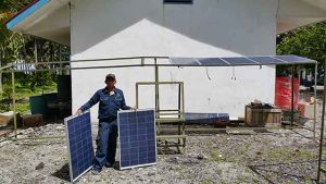 Panel Surya - Solar Cell - Solar Panel - Mekatrindo - www.indotraffic.net