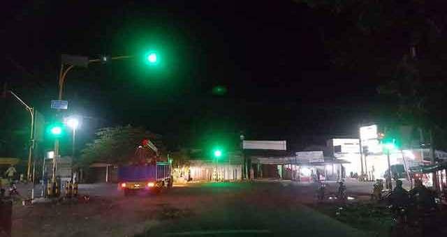 Jual Traffic Light, Lampu Lalu Lintas Balikpapan, Kalimantan Timur