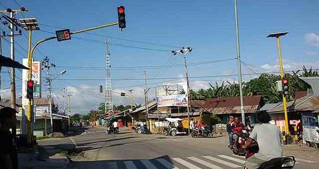 Jual Traffic Light, Lampu Lalu Lintas Langsa, Aceh