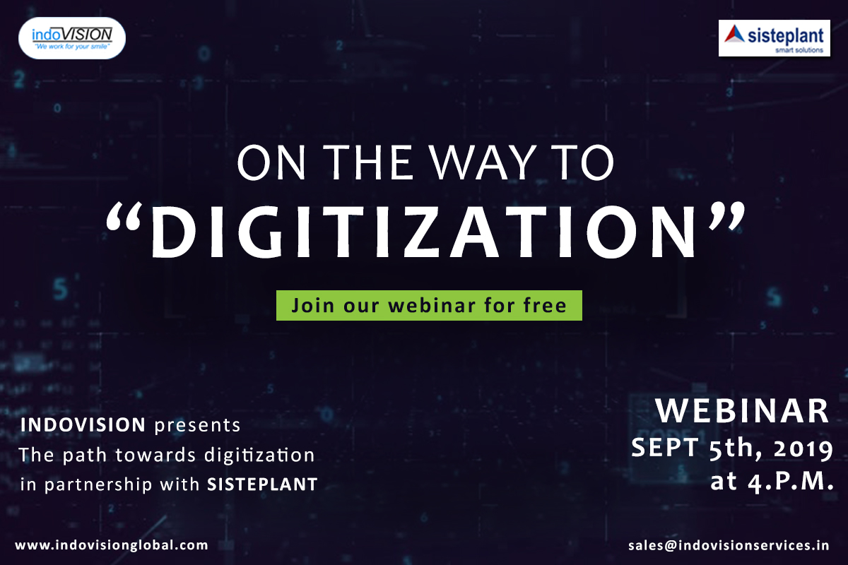 Successful webinar done on Industry automation 4.0
