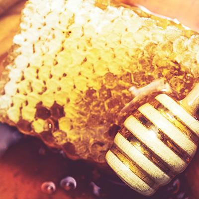 Miel, ingrediente de los productos Indrinah