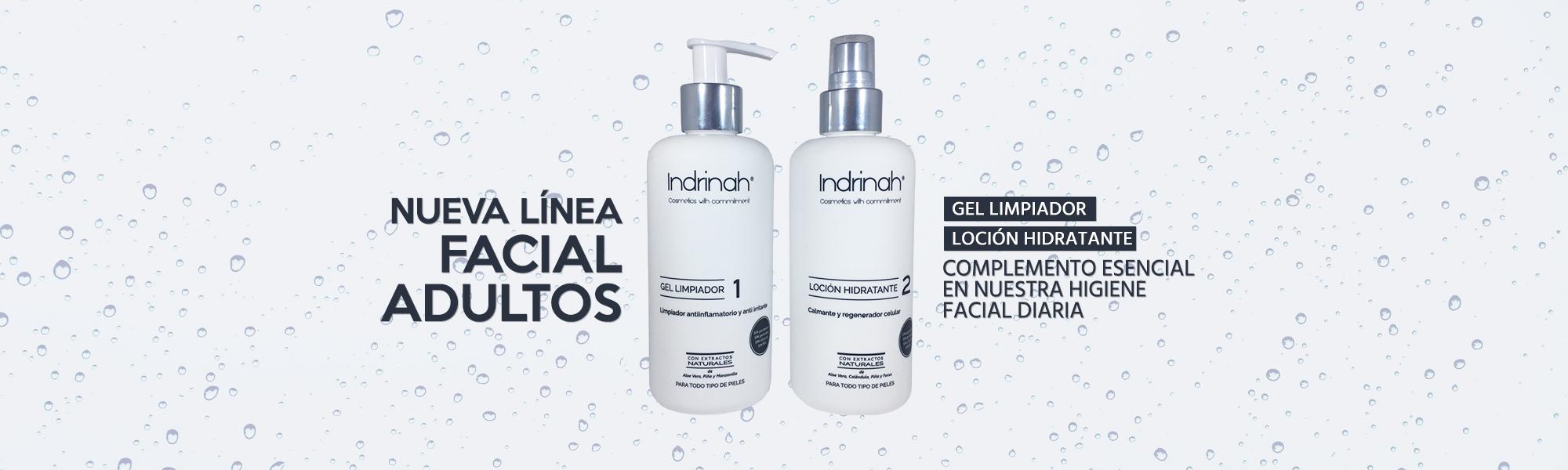 Pack higiene facial de Indrinah