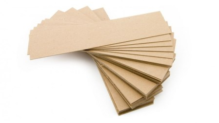 KidWind Chipboard Blade Sheets