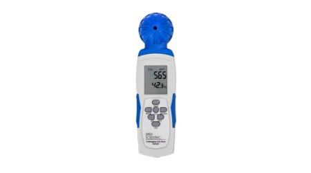 Datalogging Indoor Air Quality Meter