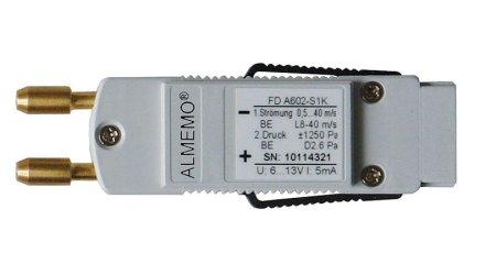 Differential pressure and Pitot Tube Measurement Measuring Connector FDA602S6K
