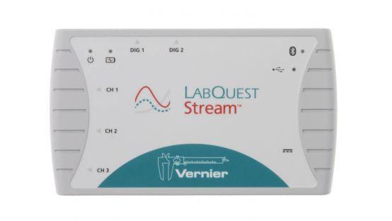 LabQuest Stream