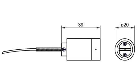 NiCr-Ni Sensor FTA026P