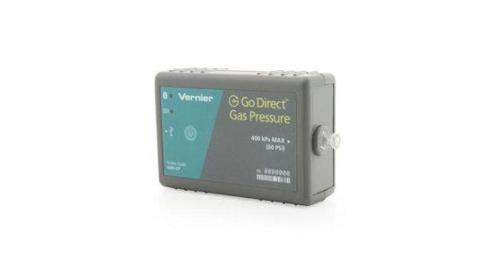Go Direct Bluetooth gas pressure sensor