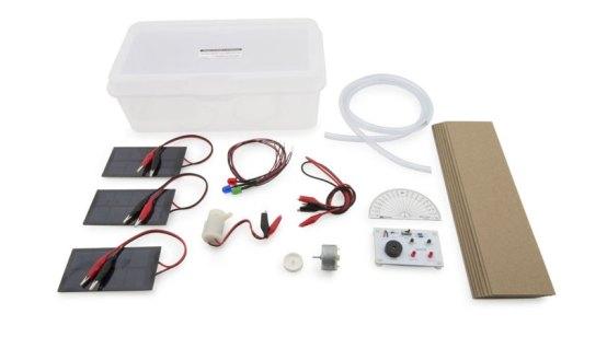 Solar Energy Exploration Kit