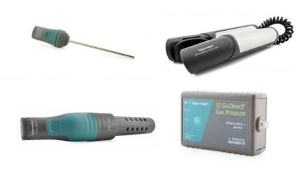 Go Direct Starter Package for Biology with Vernier