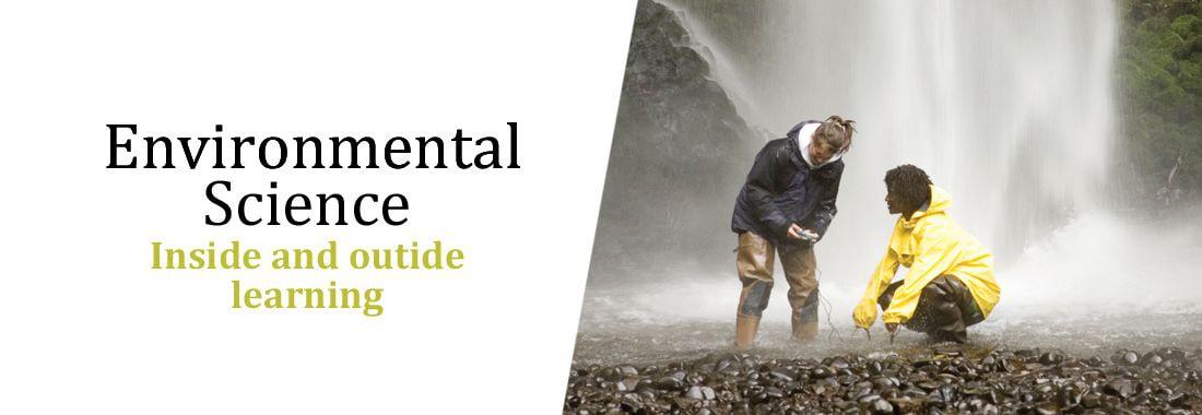 Environmental Science Banner