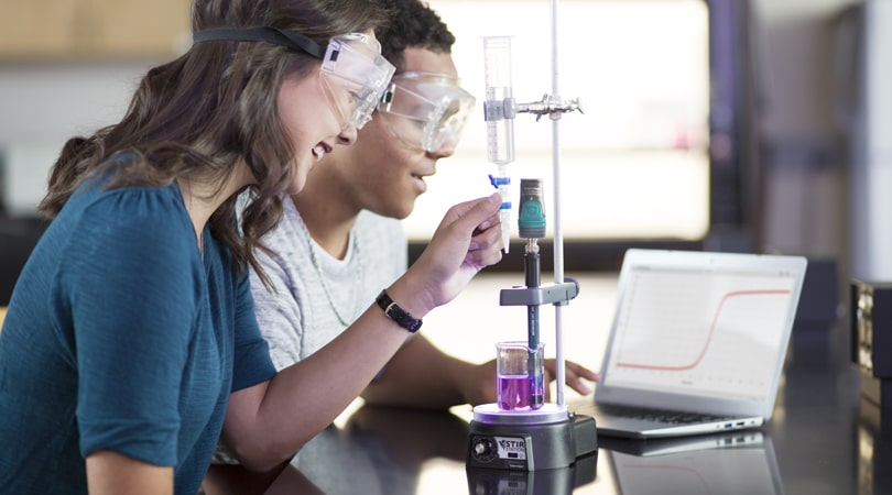 Chemistry with Vernier Packages