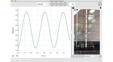 Vernier Graphical Analysis™ Pro