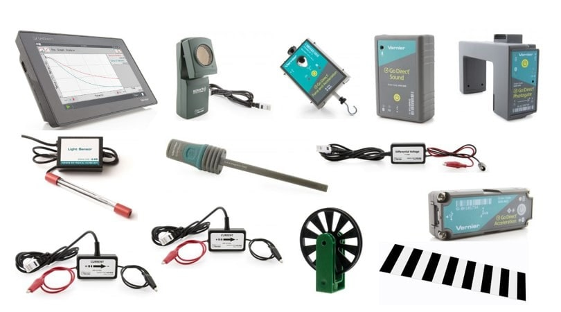 LabQuest 2 Deluxe Package for Physics with Vernier