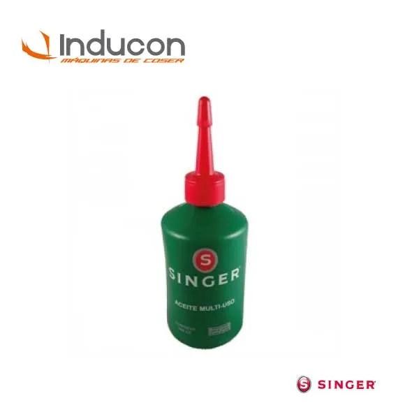 aceite singer
