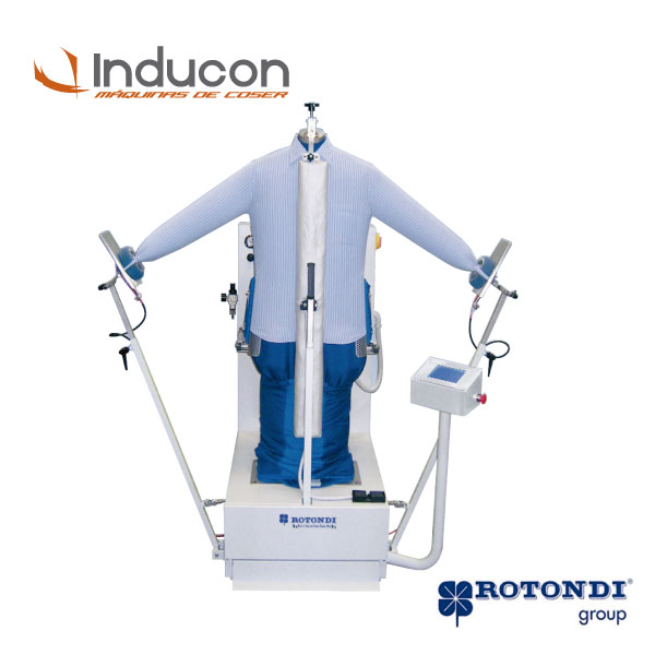 Foto de moñeco de planchado Rotondi para camisas SR-1000