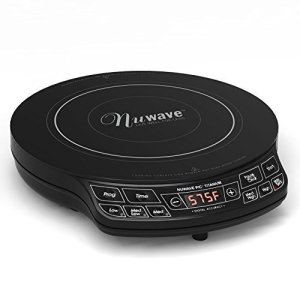NuWave PIC Titanium Model 1800 Watts Induction Cooktop
