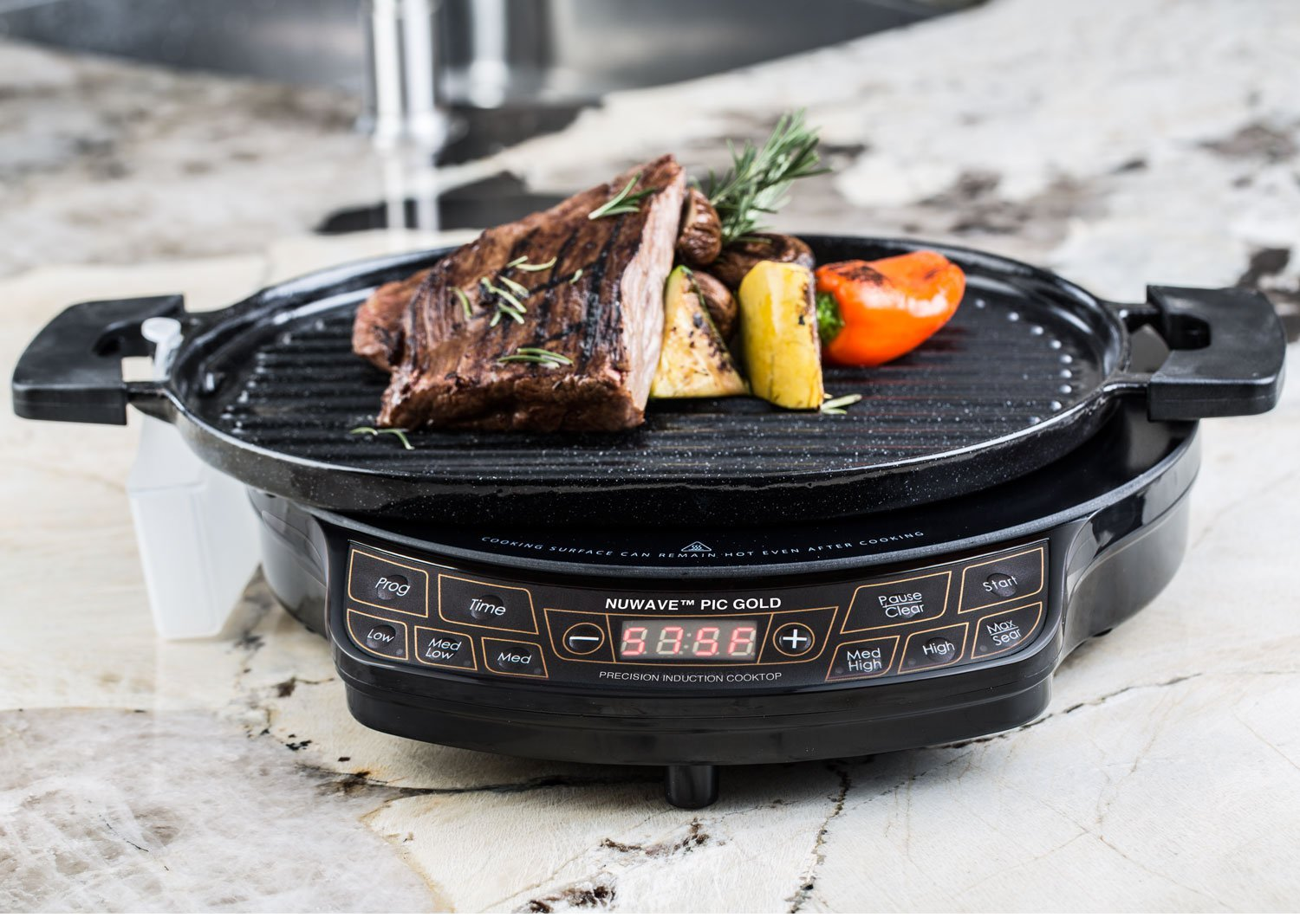 nuwave precision induction cooktop 2 pic2 with grill u2013 review