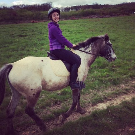 My Horse Mya's Must Haves for Autumn.