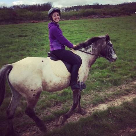 Product Review : Black Heart Equestrian Flex Riding Leggings