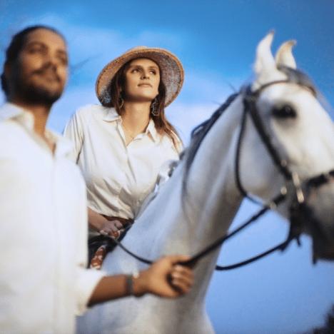 Equestrian Lives in Lockdown: Helen in Dubai.