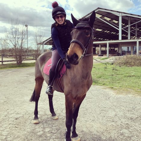 What I Have Learnt From Turning Away My Young Horse